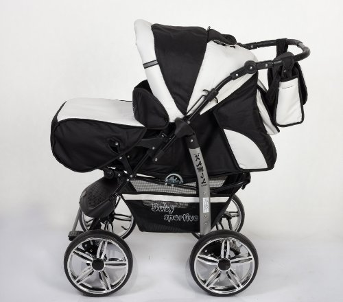 Pram With Car Seat Attachment