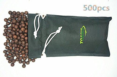 Toasis Rosenblätter aus Slingshot Munition 3/20,3cm Hartschale Clay Ball