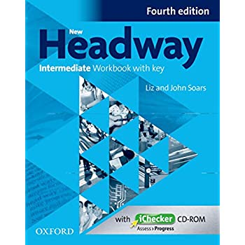 New Headway intermediate : Workbook with key (1Cédérom)