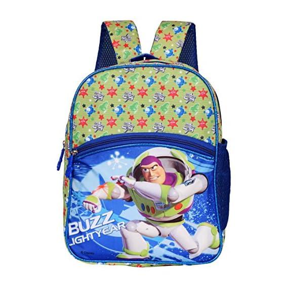 Disney 14 Liter Polyester Blue School Backpack