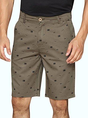 10. Globalrang Printed Shorts For Men