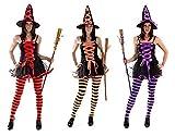 Halloween Sexy Hexe Kostüm