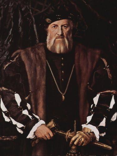 Lais Puzzle Hans Holbein Holbein Holbein d. J. - Portrait de Charles de Solier, Sieur de Morette, Ambassadeur de France / Londres 500 Pieces   Des Performances Fiables  33232f