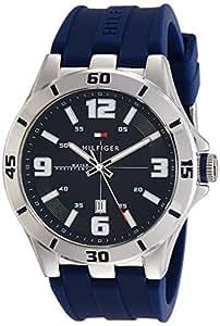 Tommy Hilfiger Analog Blue Dial Men's Watch-NATH1791062J