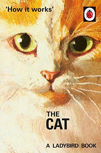 How it Works: The Cat (Ladybirds for Grown-Ups) by Jason Hazeley, Joel Morris