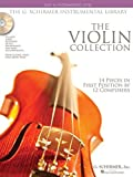 The Violin Collection - Easy to Intermediate Level: Recorded by Frank Almond, Concertmaster of the Milwaukee Symphony (The G. Schirmer Instrumental Library) by Frank Almond (2007-05-07)