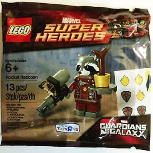 Lego Super Heroes Rocket Raccoon 5002145 - 13tlg im Polybeutel - Guardians - Guardians Lego Galaxy Super Of The Heroes
