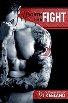 Worth the Fight (MMA Fighter Series Book 1) by [Keeland, Vi]