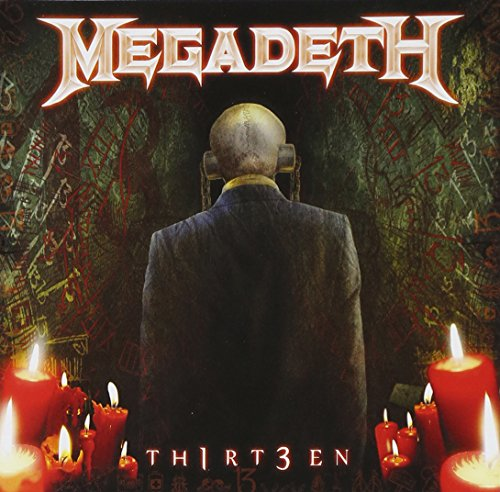Megadeth: Th1rt3en (Audio CD)