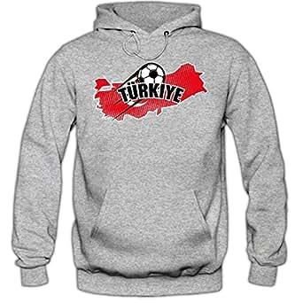 Türkei EM 2016 #1 Hoody | Fußball | Herren | Trikot | Ay-Yildizlilar | Nationalmannschaft