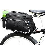 Roswheel Multifunktions Fahrrad Radfahren MTB Gepäckträgertasche Outdoor Gestell Schulter Reise 10L CS79