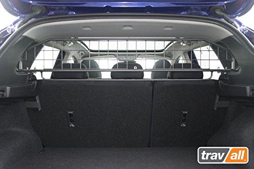 Travall® Guard Hundegitter TDG1451 - Maßgeschneidertes Trenngitter in Original Qualität