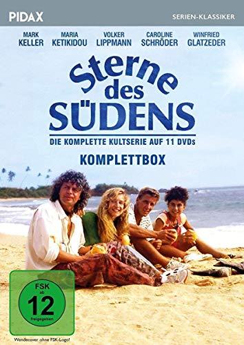Sterne des Südens - Komplettbox (11 Discs)