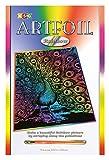 Mammut 8280543 - Artfoil Rainbow-Pfau, ca. 25,5 x 20,4 cm