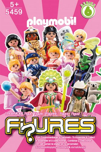 PLAYMOBIL 5459 - Figures Girls - Serie 6