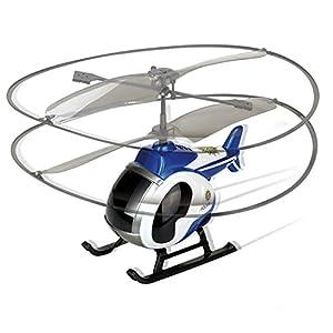 World Brands-Mi primer helicóptero azul, color (SilverLit 84703)
