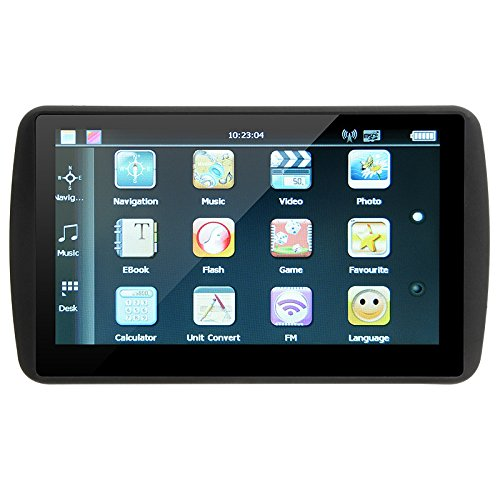 178-cm-LCD-True-Color-Kapazitive-Touchscreen-Auto-GPS-Navigation-8-GB-ROM-256-MB-RAM-MP3-MP4-gratis-Lebenslange-Karte-Aktualisiert---2017-Aktualisiert-Europa-Karte