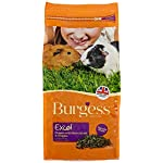 Burgess Excel Guinea Pig Nuggets with Mint, 10kg 7