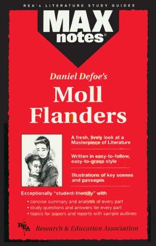 Moll Flanders (MaxNotes) por Susan E. Gallagher