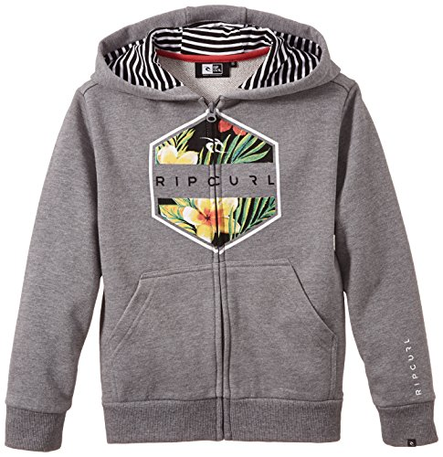 rip-curl-diamond-sweat-shirt-a-capuche-zippe-enfant-beton-marle-fr-12-ans-taille-fabricant-12