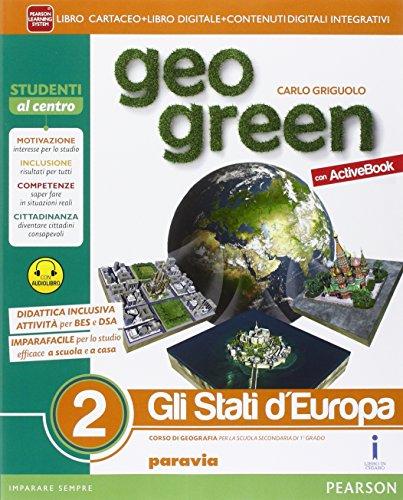 Geo green. Activebook. Per la Scuola media. Con e-book. Con espansione online: 2