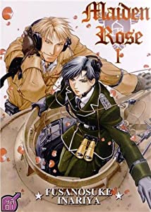 Maiden Rose Edition simple Tome 1