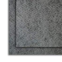2 Filtri per Cappa Cucina con Carboni Attivi. 2 pezzi 57 x 47 CM. UNIVERSALE. Ritagliabilie A Misura. ANTIODORE In Fibra…
