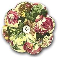 D&D - Cojín de costura, diseño de calabaza flower