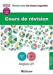 Cours de révision Anglais 5e : Leçons et exercices