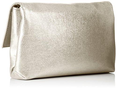 Menbur Damen Abetone Clutch, 5x14x22 cm Gold (Gold)