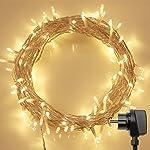 Chollos Amazon para 100 LED Guirnaldas Luminosas c...