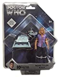 "Underground Toys Doctor Who 5.0"" Rose & K9 Action Figure Set (2 Pack)"