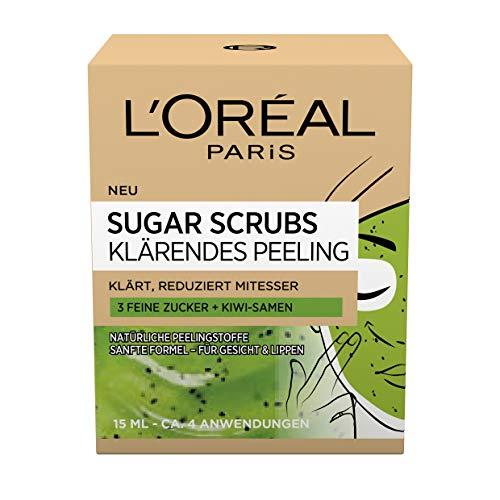 L'Oréal Paris Sugar Scrubs Máscara facial semillas