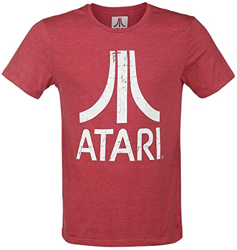 atari-logo-homme-t-shirt-rouge-taille-x-large