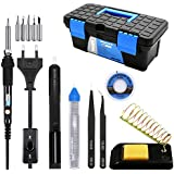 1-24 de 25 resultados para Bricolaje y herramientas : Herramientas manuales y eléctricas : Herramientas eléctricas : Equipos para soldar y desoldar : Juegos ...