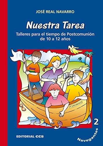 Navegantes 2. Nuestra tarea (Postcomunion nº 3) por José Real Navarro