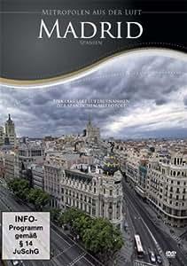 Metropolen aus der Luft: Madrid (DVD)