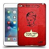 Head Case Designs Offizielle LouiJoverArt Der Künstler Als EIN Junge Lebhafte Farben Soft Gel Hülle für iPad Mini 4