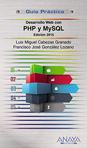 Desarrollo Web Con PHP Y MySQL - Edición 2015 (Guías Prácticas)