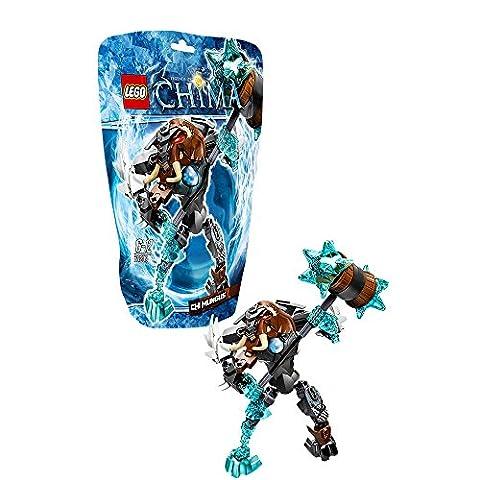 LEGO Legends Of Chima-figurines D'action - 70209 - Jeu De Construction - Chi Mungus