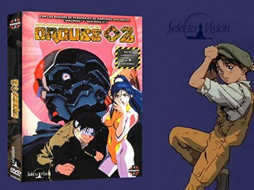 Orgus 02 - Serie Completa [DVD]