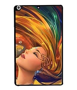 Fuson Designer Back Case Cover for Apple iPad Mini 2 :: Apple iPad Mini 2 Wi-Fi + Cellular (3G/LTE); Apple iPad Mini 2 Wi-Fi (Wi-Fi, w/o GPS) (floral flowers creativity design )