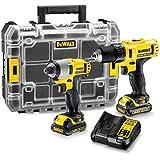 DeWalt DCK211C2T-QW - Juego de herramientas eléctricas