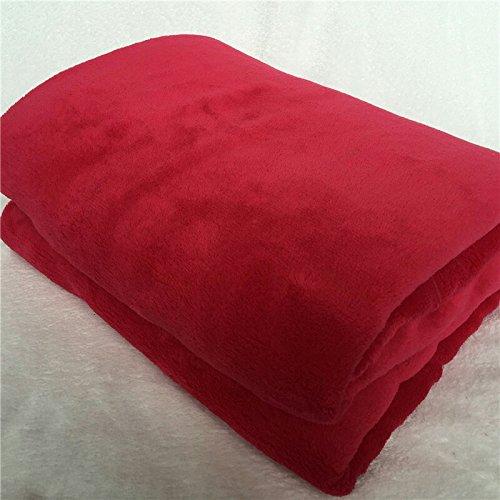Preisvergleich Produktbild BDUK die Lämmer decken Kinder Herbst und Winter ist doppelseitig aus Flanell Decke Knie -