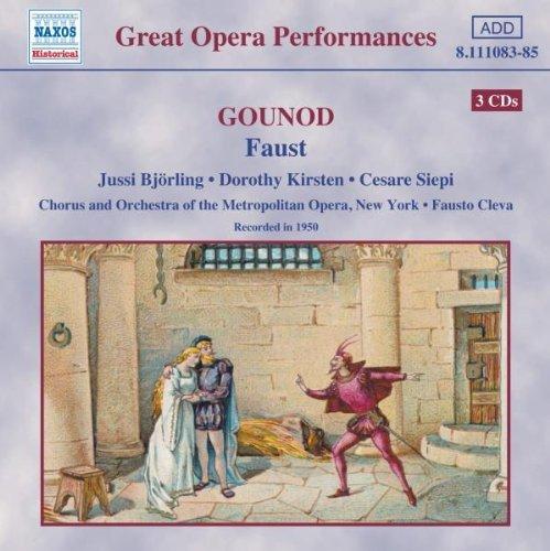 Gounod: Faust (Gesamtaufnahme 1950)
