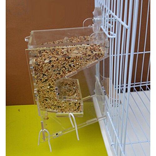 creative-parrot-cage-bird-acrylic-automatic-cage-feeder-medium-small-double-single-hopper-medium-dou