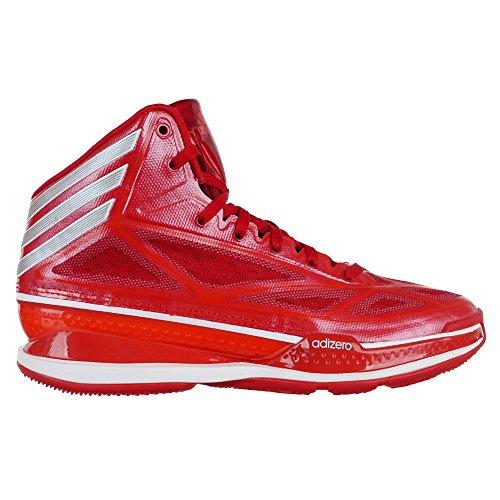 Adidas Adizero Crazy Light Rouge