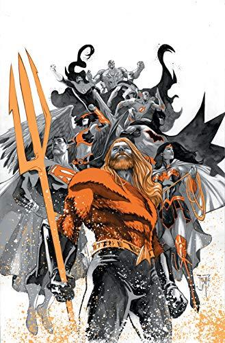 Justice League/Aquaman: Drowned Earth (JLA (Justice League of America)) por Scott Snyder