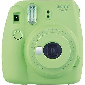 Fujifilm - Instax Mini 9 - vert citron - appareil seul