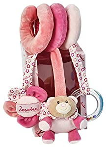 Lelly-Peluche de Accesorios de Cama Zerotre Baby 32cm